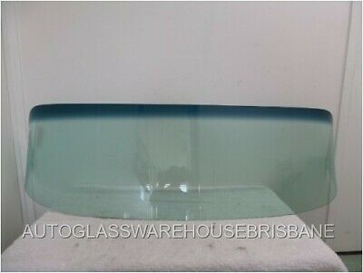 Chevrolet 2Dr Hardtop 1955   1956 - Front Windscreen Glass - Green - New