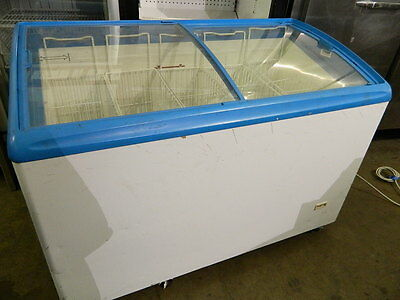 Aht Rio S125 Mercandising Ice Cream Freezer Low Temp Chest Freezer