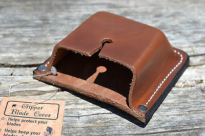 Pinetree Leather Oster Clipmaster 510 & 610 Clipper Blade Cover Protector