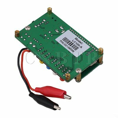 Stable L/C Inductance Capacitance Meter LC100-A 4 Digits Display