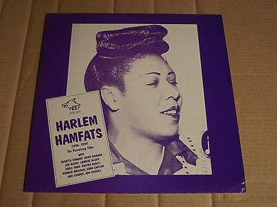 Harlem Hamfats - The Remaining Titles - 1936 - 1939 - Lp - Wolf Wjs-1007