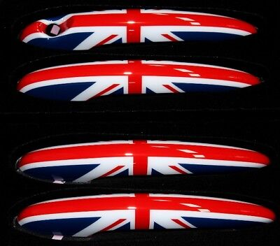Türgriffe Cover UNION JACK FÜR Mini COOPER R60 Countryman