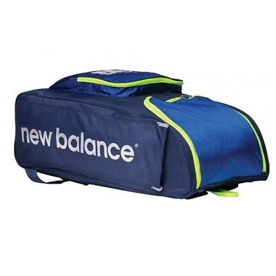 2017 New Balance DC 580 Blue Duffle Cricket Bag