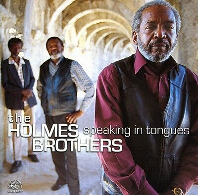 The Holmes Brothers - Speaking in Tongues [New CD]