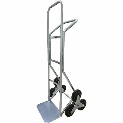 Roughneck Stair Climber Hand Truck550-Lb. Capacity, Solid Rubber Tires