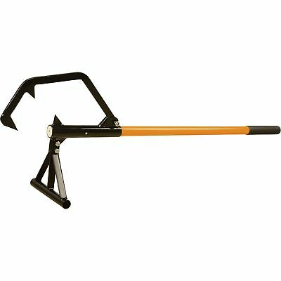 Roughneck Double Hook Steel Core A-Frame Timberjack60in.L