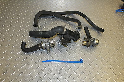 1994 Kawasaki Vulcan 88 Vn1500A Thermostat W Housing Assembly