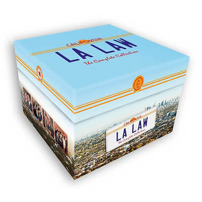 ❏ LA Law Complete Series 1 - 8 DVD Collection Seasons New ❏ 1 2 3 4 5 6 7 8