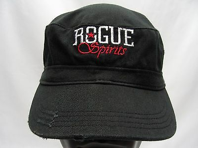 Rogue Spirits - Distressed Style - Adjustable Cadet Style Cap Hat!