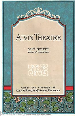 """George Gershwin """"FUNNY FACE"""" Fred and Adele Astaire 1927 Broadway Program"""