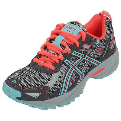 Chaussures running trail  Asics Venture 5 gel grs trail g Gris 51055 - Neuf