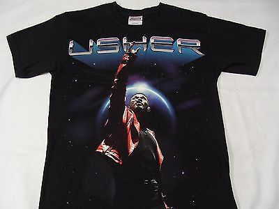Usher - Omg 2011 - Small Size Tour T Shirt!