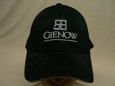 Gienow - Windows And Doors - Embroidered - Adjustable Ball Cap Hat! & GIENOW - Windows And Doors - Embroidered - Adjustable Ball Cap Hat ...