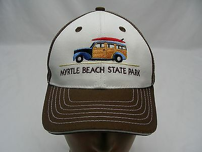 Myrtle Beach State Park - Embroidered - Youth Size Adjustable Ball Cap Hat!