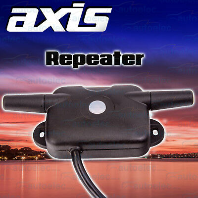 Axis External Tyre Pressure Monitor Tpms Trailer Range Extender Repeater Rp02