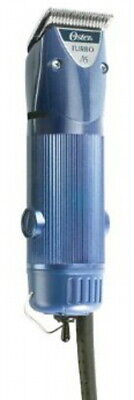 Oster Turbo A5 2-Speed Clipper, Classic Blue