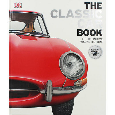 The Classic Car Book by Giles Chapman (Hardback), Non Fiction Books, Brand New
