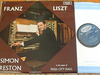 ZRG 503 Liszt Organ Works / Preston OVAL