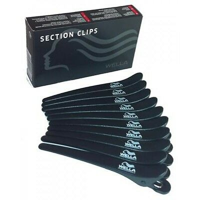 WELLA Section Clips 10 Stück