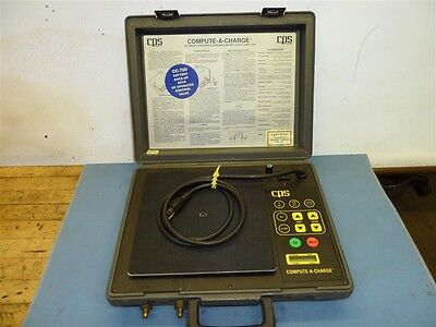 Cps Compute-A-Charge Cc-700 Automatic Precision Charging & Recovery Computer