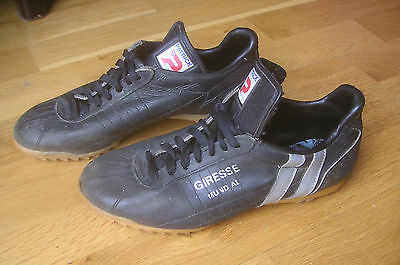 Vintage PATRICK MUNDIAL GIRESSE SHOES BOOTS Chaussure Football Maillot France