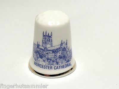 Fingerhut Thimble - Worcester Cathedral