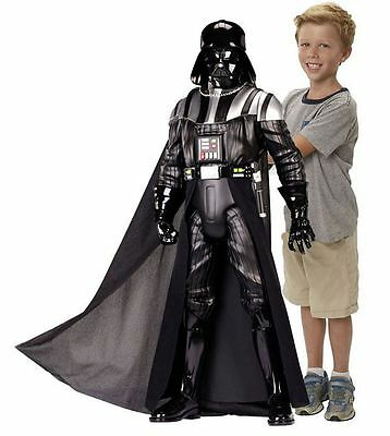 JP  Star Wars riesiger  Darth Vader  Figur XXXL 122 cm mit Sound