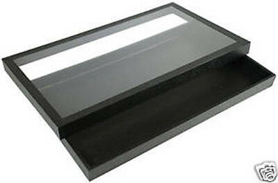 Acrylic Removable Top Display Organizer Jewelry Case