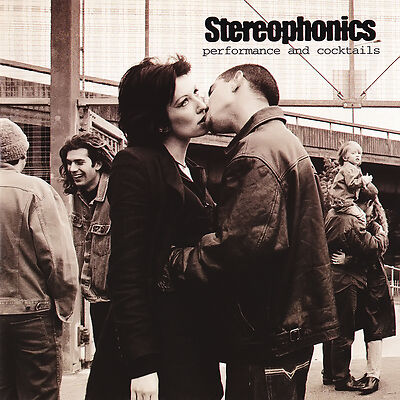 Stereophonics Performance and Cocktails Vinyl NEW