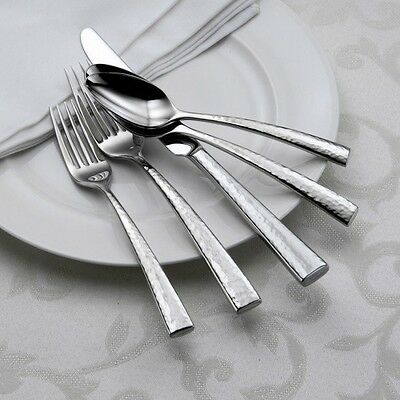 Oneida Cabria 45 Piece Fine Flatware Set, Service for 8