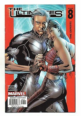 Ultimates Vol 1 No 8 Nov  2002 (NM) Marvel Comics, Modern Age (1980 - Now)