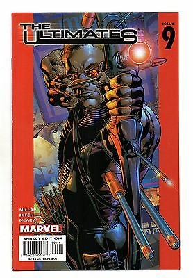 Ultimates Vol 1 No 9 Apr 2003 (NM) Marvel Comics, Modern Age (1980 - Now)
