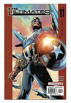 Ultimates Vol 1 No 11 Sep 2003 (NM) Marvel Comics, Modern Age (1980 - Now)