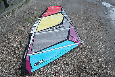 Tushingham Edge 5.2M 5.2 Sail Freestyle Wave In Good Used Condition Windsurfing