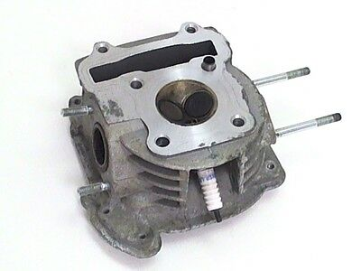 Tank Cylinder Head with Valves 2006 Urban 50 Chinese Scooter Moped TK50 QT-5