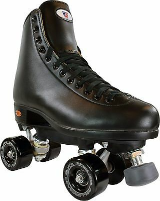 Riedell 111 Team Roller Skates - Traditional High Top Artistic Skate