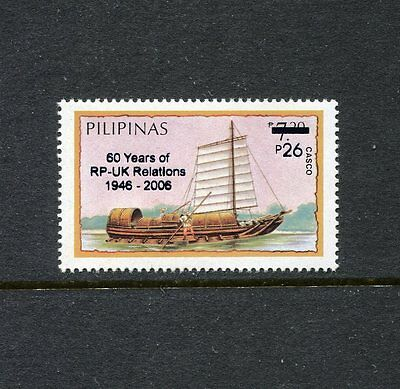 Philippines 3051,  MNH, 2006, Philippines-United Kingdom Relations - 60th Ann.