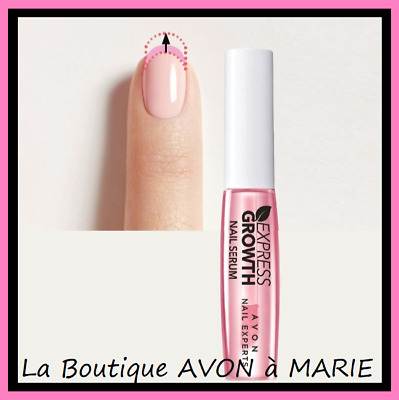 Soin HYDRATANT pour ONGLES HYDRATE & GROW AVON NEUF
