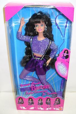 #114 NRFB Mattel Foreign Dance Moves Barbie