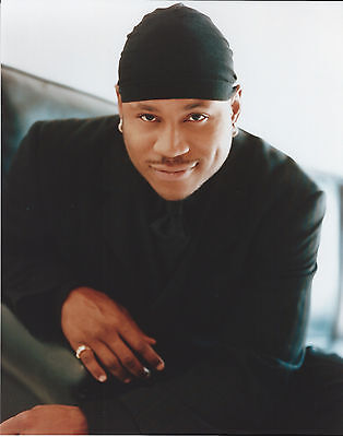 Ll Cool J 8 X 10 Photo With Ultra Pro Toploader