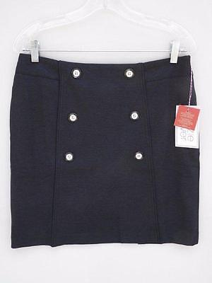 Lizzie Driver Ponte Skort, Midnight/Black-New with tags