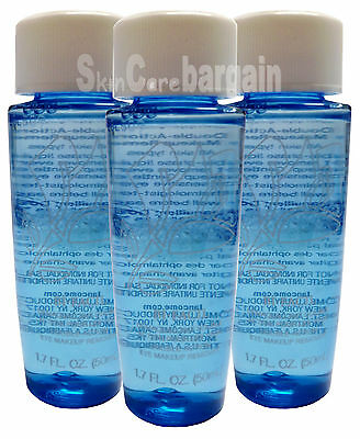 Lancome Bi-Facil Double-Action Eye Makeup Remover 50ml 100ml 150ml Pick One