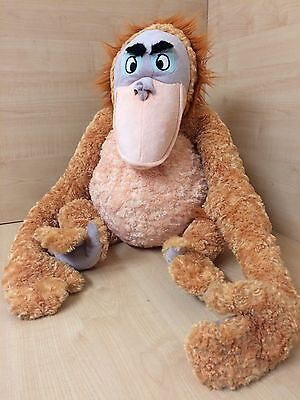 Disney Store Exclusive Jungle Book King Louie Soft Toy 48cm Large