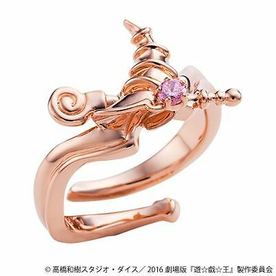 Pre order Whiteclover The Movie Yu-Gi-Oh! Black Magician Girl Ring[71]