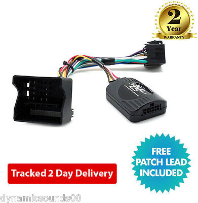 Stalk Steering Wheel Control Kenwood Lead For FORD C-Max,Mondeo