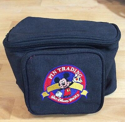 Official Disney Pin Trading Fanny Pack Bag