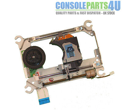 New PS2 slimline complete laser assembly, SPU-3170 laser and mechanism UKPS