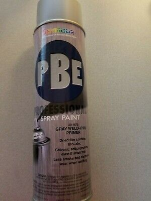 Seymour Paint 20-1675 Professional Self Etching/Weld Through Primer, Gray