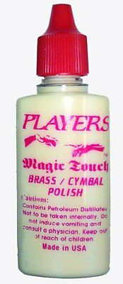 Magic Touch Brass and Cymbal Polish BCPOL