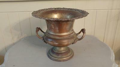 Magnificent Georgian Sheffield Silver Plated Campana Wine Cooler C 1800
